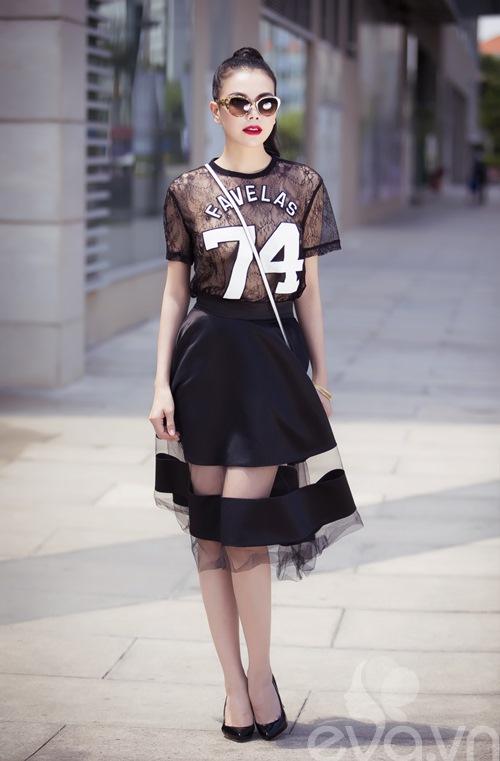 tra ngoc hang - fashion icon moi cua showbiz viet - 12