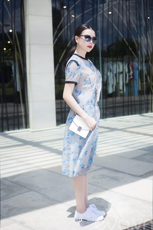 tra ngoc hang - fashion icon moi cua showbiz viet - 8