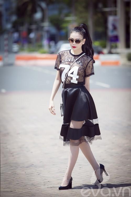 tra ngoc hang - fashion icon moi cua showbiz viet - 10
