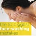 Làm đẹp - 10 sai lầm thường gặp khi rửa mặt