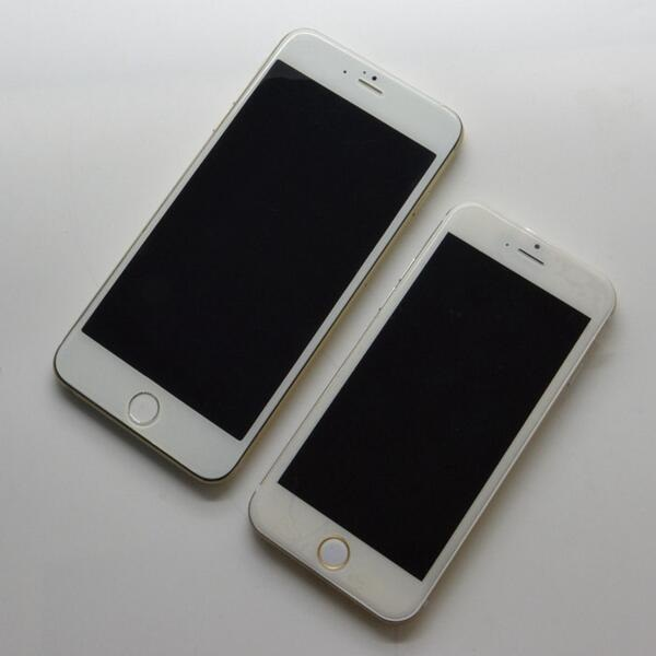 lo anh iphone6 man hinh 5,5 inch cung ban 4,7 inch - 1