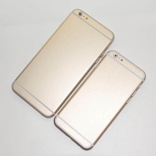 lo anh iphone6 man hinh 5,5 inch cung ban 4,7 inch - 2
