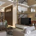 Không gian đẹp - Cải tạo nhà lô 35m2 cho đôi uyên ương sắp cưới