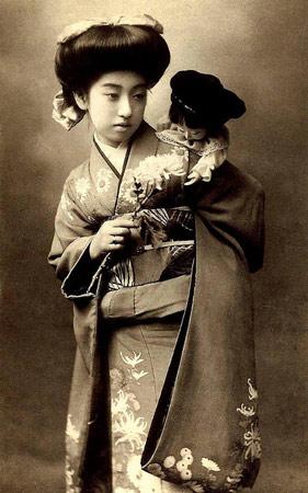 cuoc doi 2 geisha noi tieng bac nhat nhat ban (p1) - 5