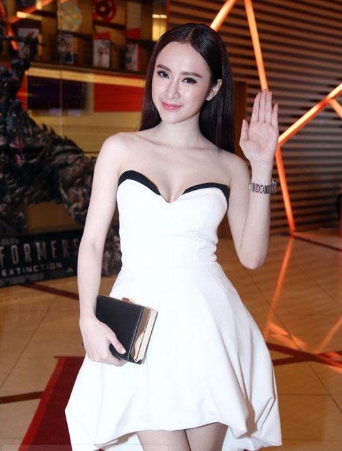 angela phuong trinh xung danh nu hoang tham do 2014 - 2