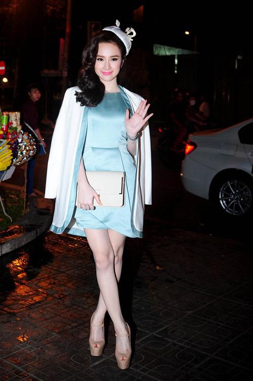 angela phuong trinh xung danh nu hoang tham do 2014 - 15