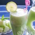 Bếp Eva - Tự tay làm sinh tố dưa xanh thanh mát