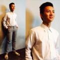 Làng sao - Hoài Lâm đi dép tổ ong chụp ảnh thời trang