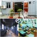 Nhà đẹp - Chiêm ngưỡng văn phòng container ở Hà Nội
