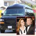 Làng sao - Angelina Jolie mua xe tải tặng các con