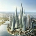 Nhà đẹp - Những thiết kế công trình siêu tưởng ở Dubai