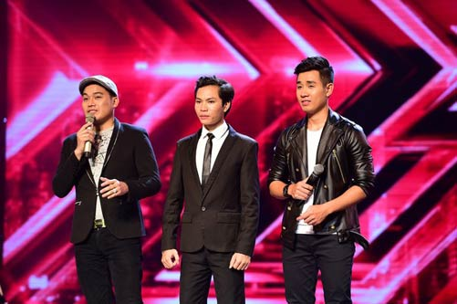 vo cu thanh trung dung cuoc o x-factor - 2