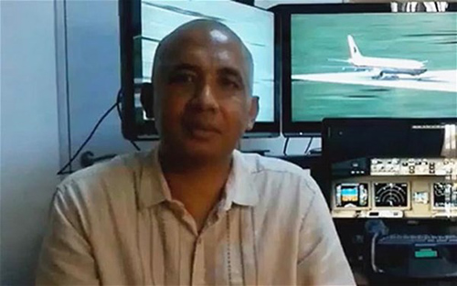 day len nghi van co truong mh370 cuop may bay - 1