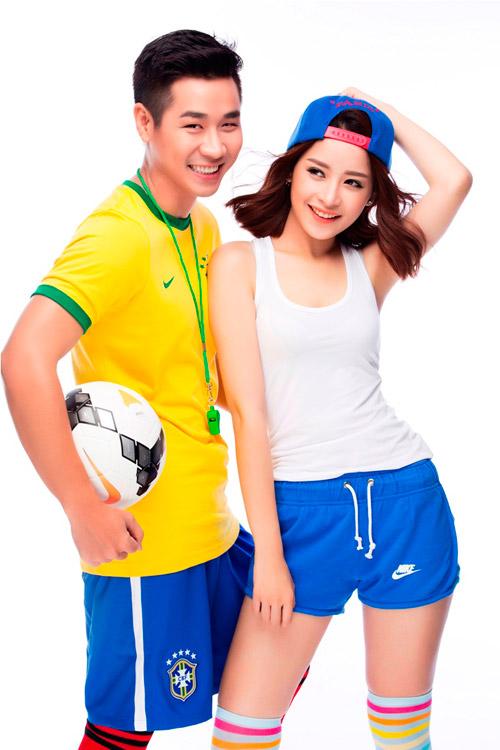 nguyen khang va hot girl chi pu co vu world cup - 9