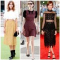 Thời trang - Diện váy hè đẹp như BTV 'quyền lực' Alexa Chung