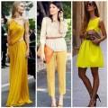 Thời trang - Nổi bật giữa mùa hạ với sắc vàng mù tạt