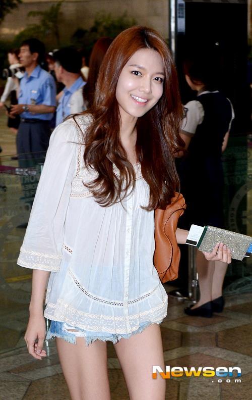 taeyeon (snsd) bat khoc truoc bao scandal - 10