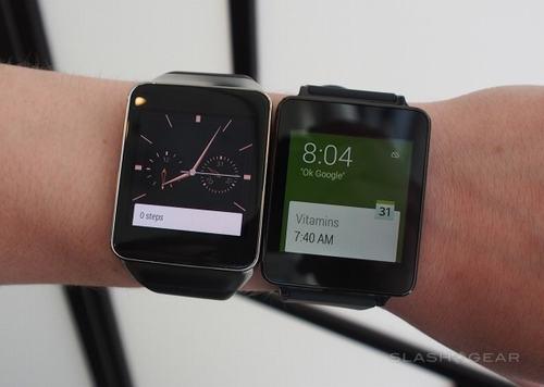 can canh bo doi smartwatch samsung gear live va lg g watch - 1