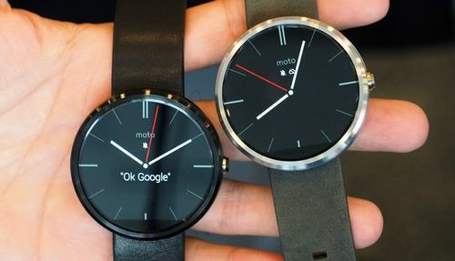 can canh moto 360 - chiec smartwatch dep nhat the gioi - 1