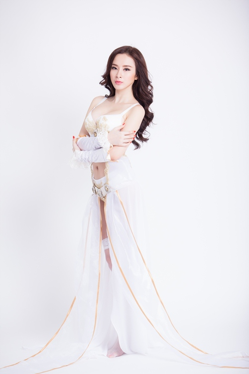 angela phuong trinh hoa chien binh sexy - 4