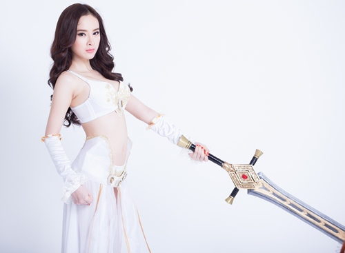 angela phuong trinh hoa chien binh sexy - 5