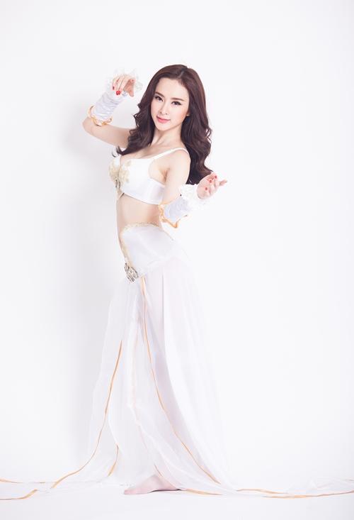 angela phuong trinh hoa chien binh sexy - 8