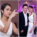 Làng sao - Vợ 9x chăm chú chụp ảnh Lam Trường