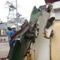 Tin tức - Tàu kiểm ngư 951 cập cảng với thương tích đầy mình