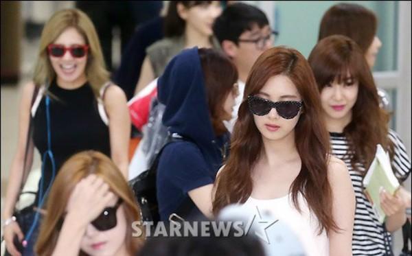 taeyeon (snsd) cuoi tuoi hon sau scandal - 4