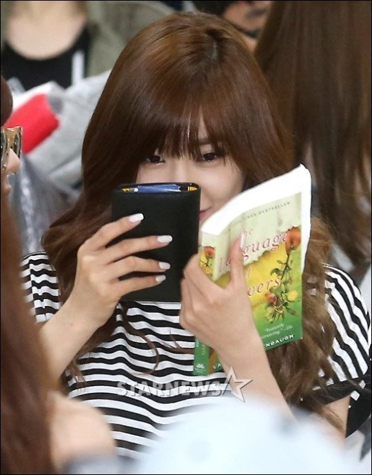 taeyeon (snsd) cuoi tuoi hon sau scandal - 9