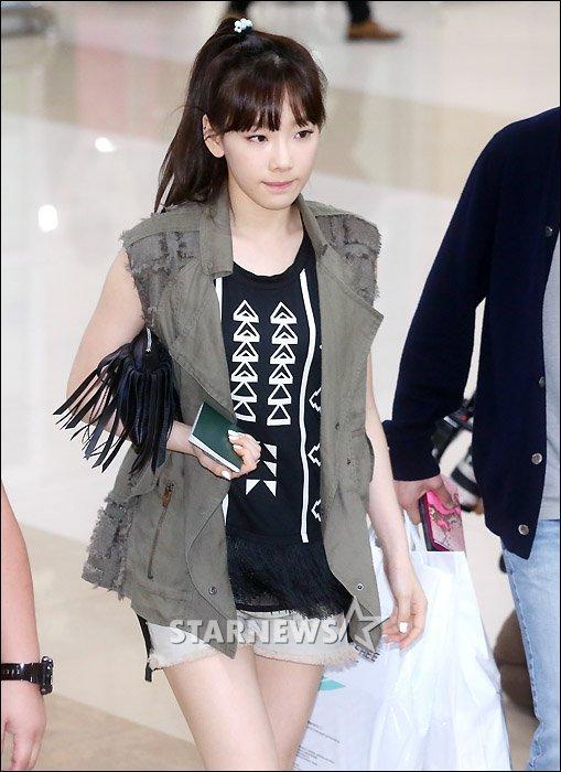 taeyeon (snsd) cuoi tuoi hon sau scandal - 2