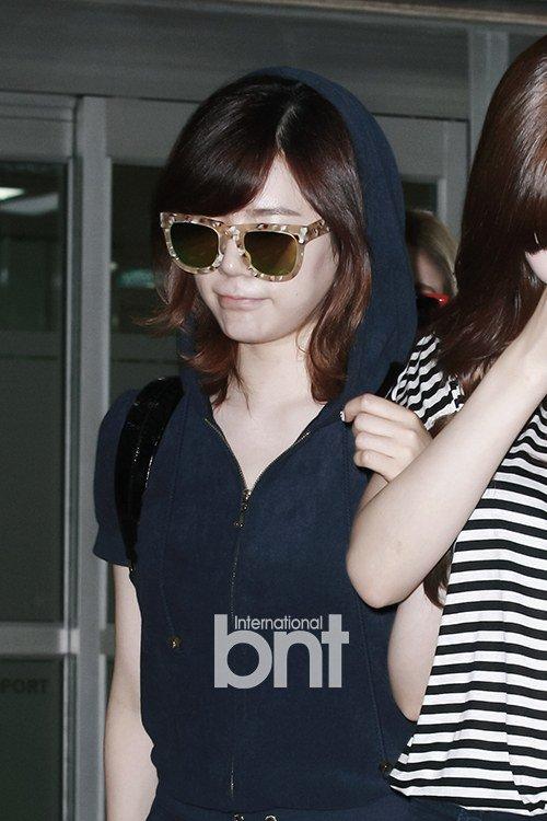 taeyeon (snsd) cuoi tuoi hon sau scandal - 14