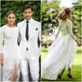 """Thời trang - Xuýt xoa váy cưới """"độc"""" của Olivia Palermo"""