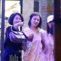 Hậu trường - Song Hye Kyo say xỉn đi nhậu cùng bạn bè