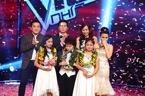 "luu huong giang ""up mo"" viec tham gia the voice kids 2015 - 4"