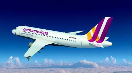 Máy bay Germanwings hạ cánh khẩn do hành khách hoảng loạn-1