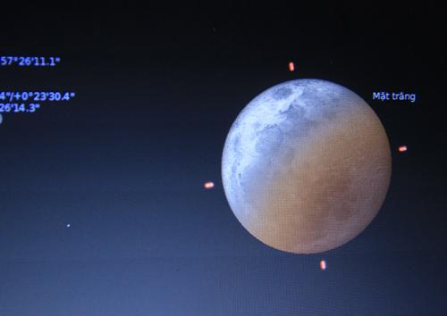 Chiêm ngưỡng hình ảnh 'trăng máu' 'có một không hai'-8
