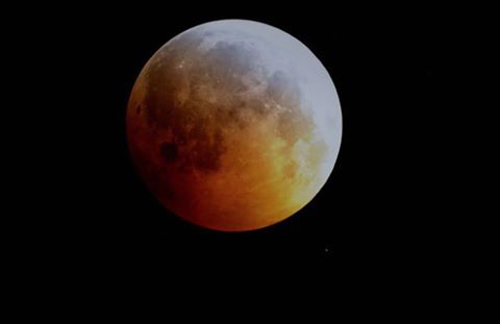Chiêm ngưỡng hình ảnh 'trăng máu' 'có một không hai'-13