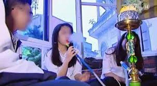 VTC14 xin lỗi về phóng sự học sinh hút shisha-1