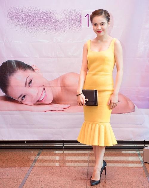 Diễm My 9X đọ nhan sắc cùng Giang Hồng Ngọc-4