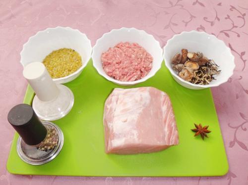 Thịt thăn lợn nhồi nấm hương đầy hấp dẫn - 1