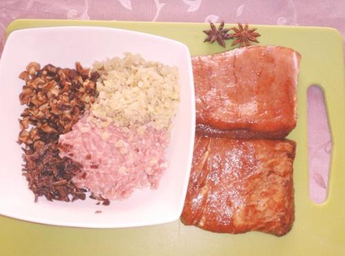 Thịt thăn lợn nhồi nấm hương đầy hấp dẫn - 4