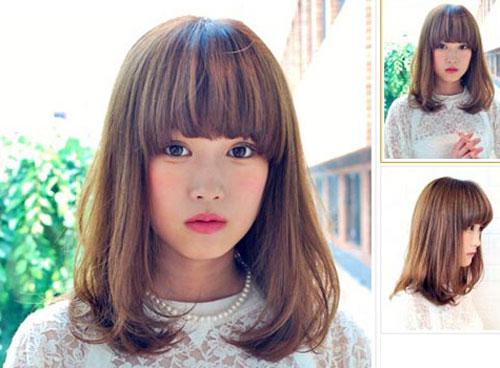 Các kiểu tóc ngắn ép phồng nên thử trong hè này-2