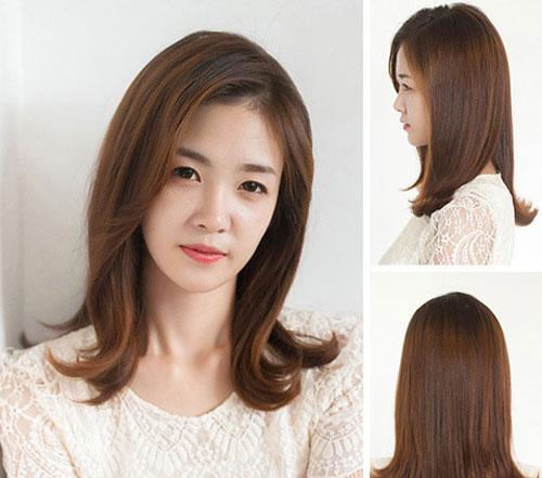 Các kiểu tóc ngắn ép phồng nên thử trong hè này-18