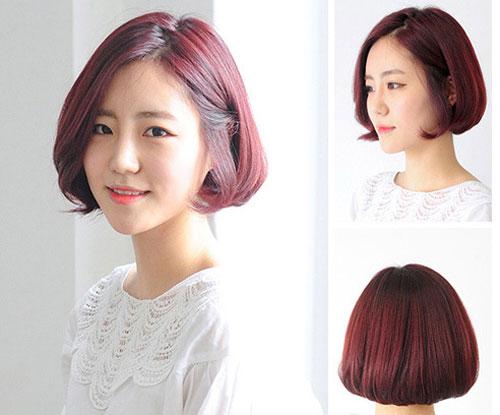 Các kiểu tóc ngắn ép phồng nên thử trong hè này-5