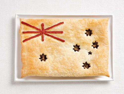 Cờ các nước qua lễ hội ẩm thực của Sydney - 3