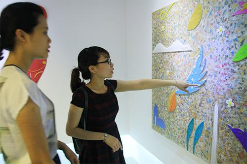 Mê mẩn tạo hình giấy thủ công Hàn Quốc tại Việt Nam-10