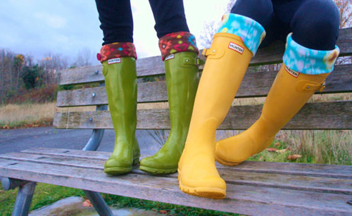 Những mẹo thời trang cần biết trong ngày mưa-10