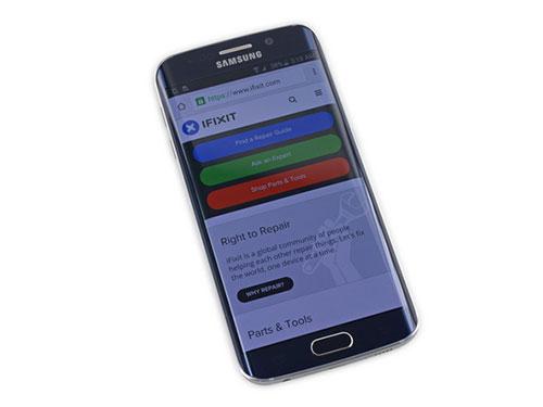 """mo bung"" galaxy s6 edge: kho sua hon iphone 6 plus - 2"