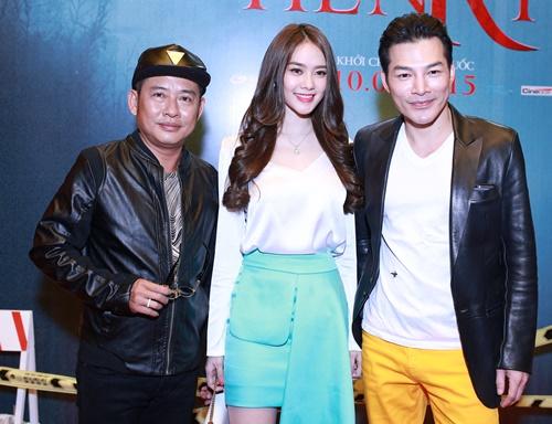 truong the vinh banh bao ben ban gai phi cong - 5